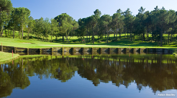 PGA Golf de Catalunya #3 Red